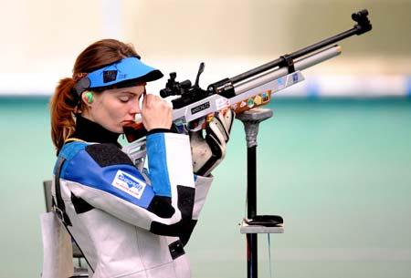 Češka nejlepší střelkyní světa roku 2008