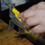 Jak pořádně nabrousit nůž